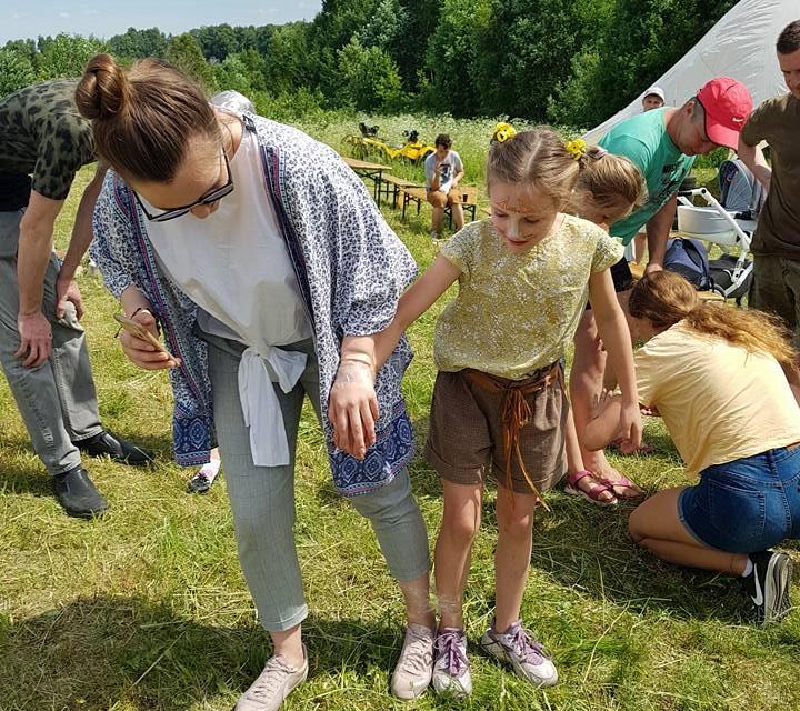 Dzień dziecka z 26 WSzH im. 13 Pułku Ułanów Wileńskich