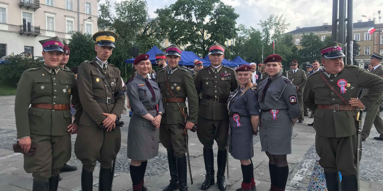 100-lecie 13 Pułku Ułanów Wileńskich