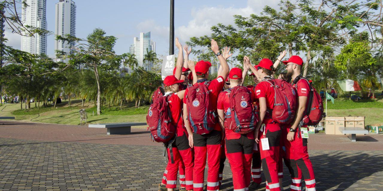 Światowe Dni Młodzieży w Panamie. Służba Bogu i Ojczyźnie 10,000 km od domu